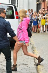 Taylor Swift - Out and About in NYC 07/21/2018