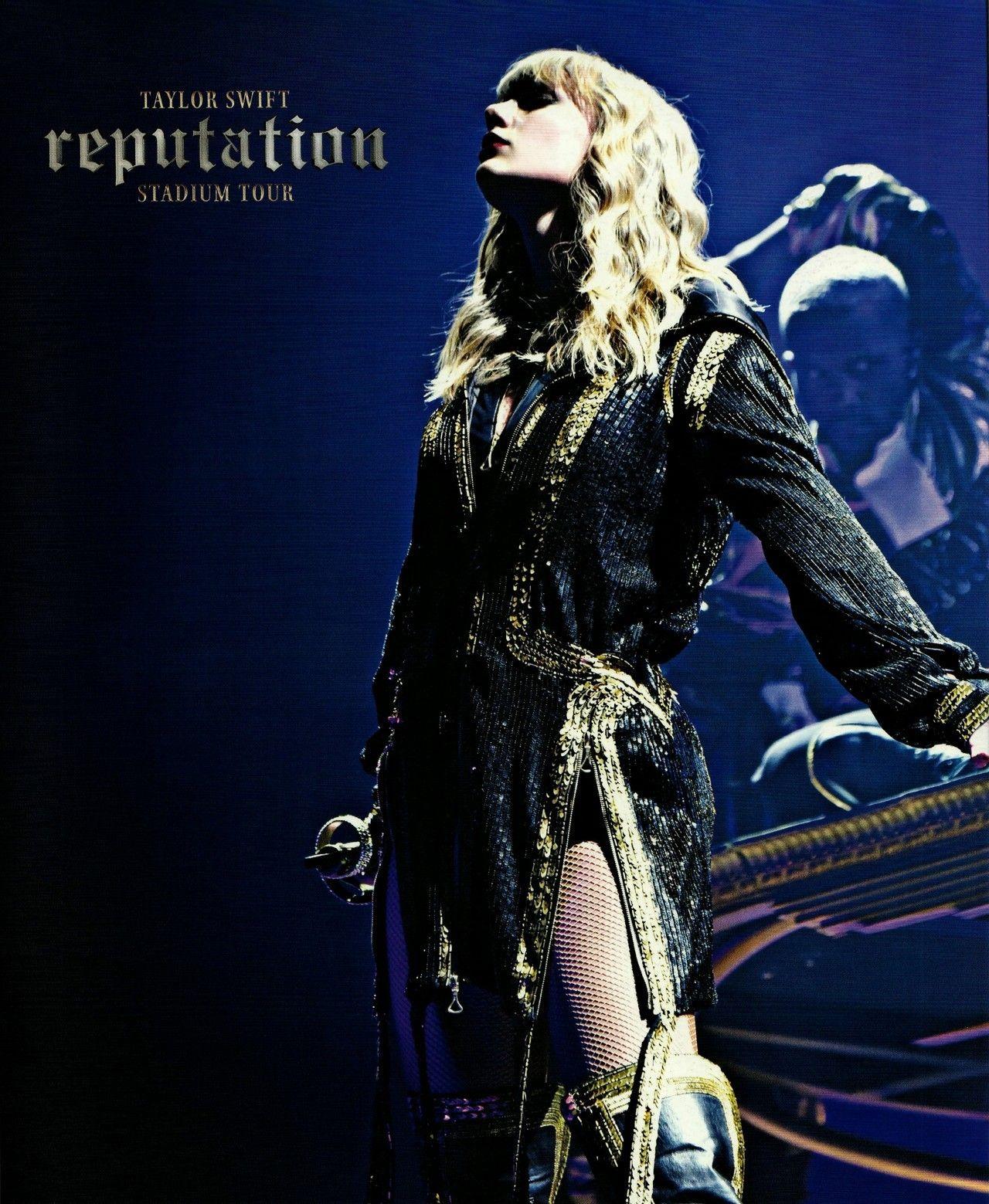 Taylor Swift - Reputation Tour Book 2018
