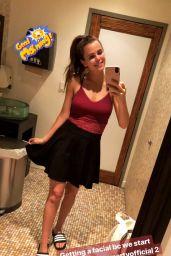 Tiffany Alvord - Social Media, July 2018