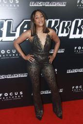 "Tiffany Haddish – ""BlacKkKlansman"" Premiere in New York"