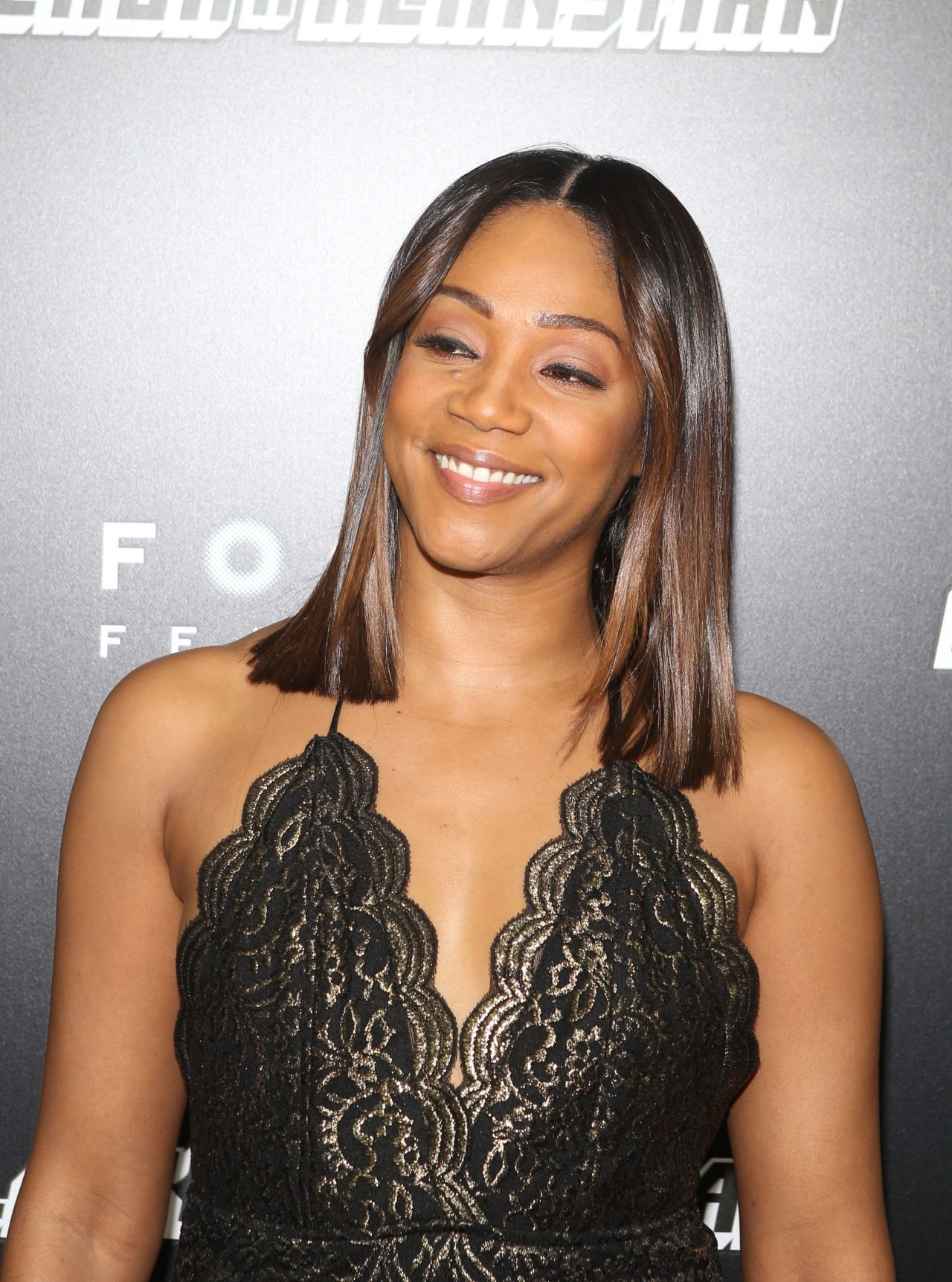 "Tiffany Haddish – ""BlacKkKlansman"" Premiere in New York"