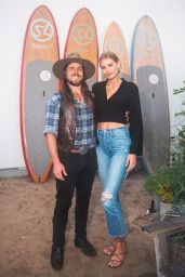 Tori Praver - The Surf Lodge Concert Series, Lukas Nelson, Montauk, NY 07/22/2018