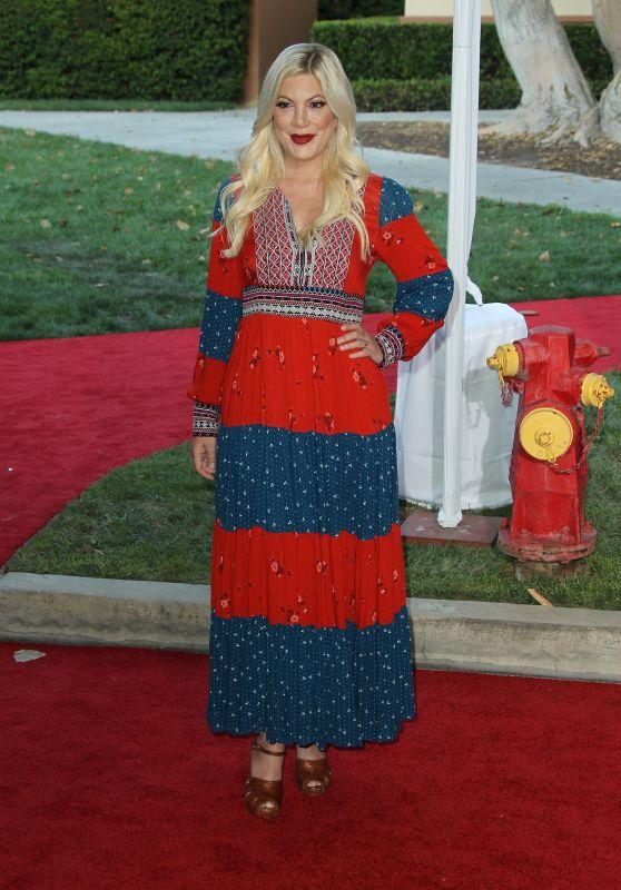 "Tori Spelling – ""Christopher Robin"" Premiere in LA"