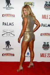 Torrie Wilson - World MMA Awards in Las Vegas 07/03/2018