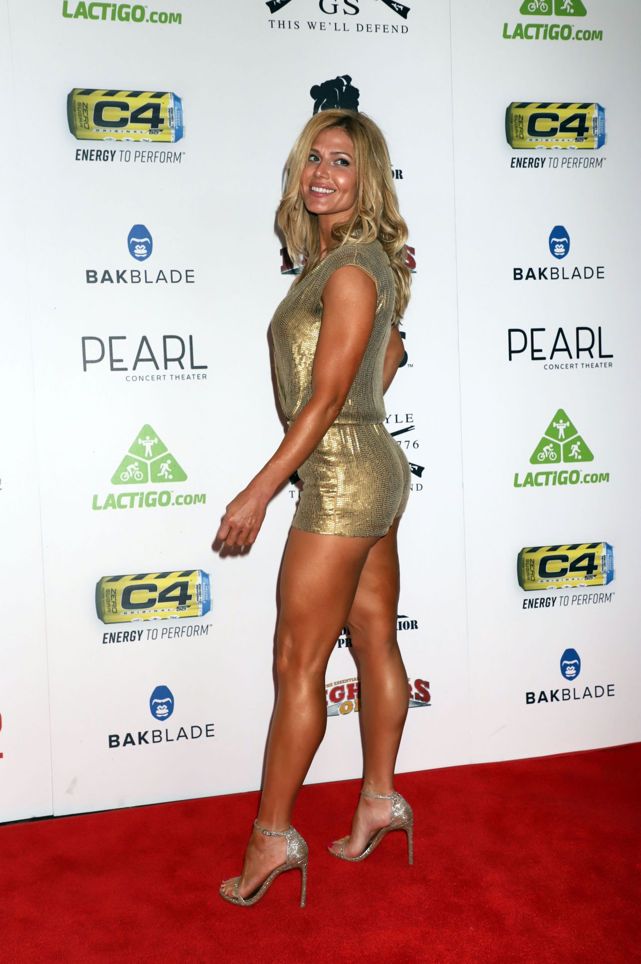 Torrie Wilson - World MMA Awards in Las Vegas 07/03/2018