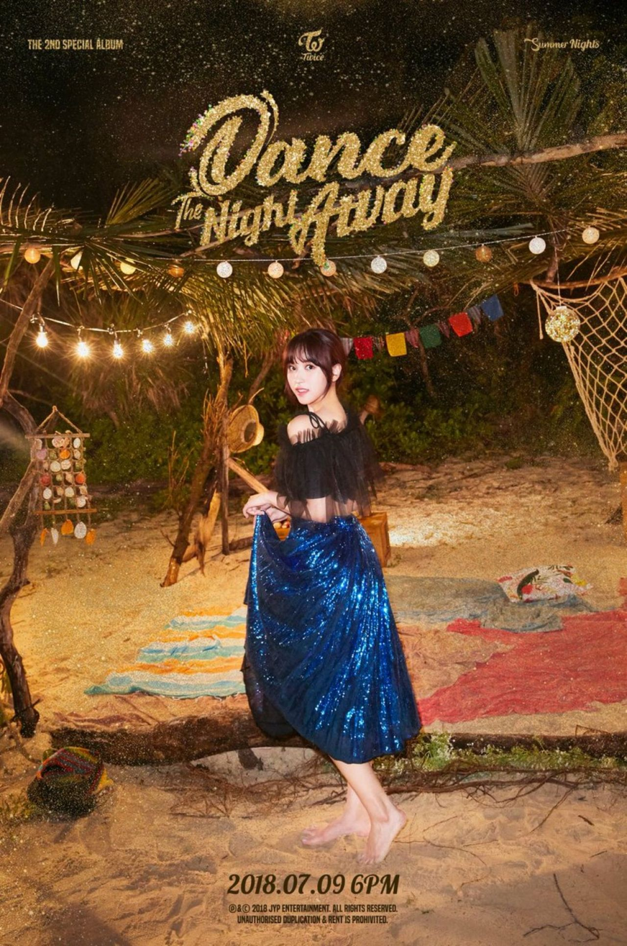 Twice Quot Summer Nights Quot 2nd Special Album Teaser Photos 2018