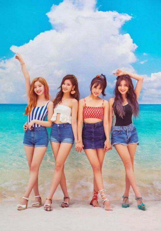 "Twice - ""Summer Nights"" 2nd Special Album Teaser Photos (Part II)"