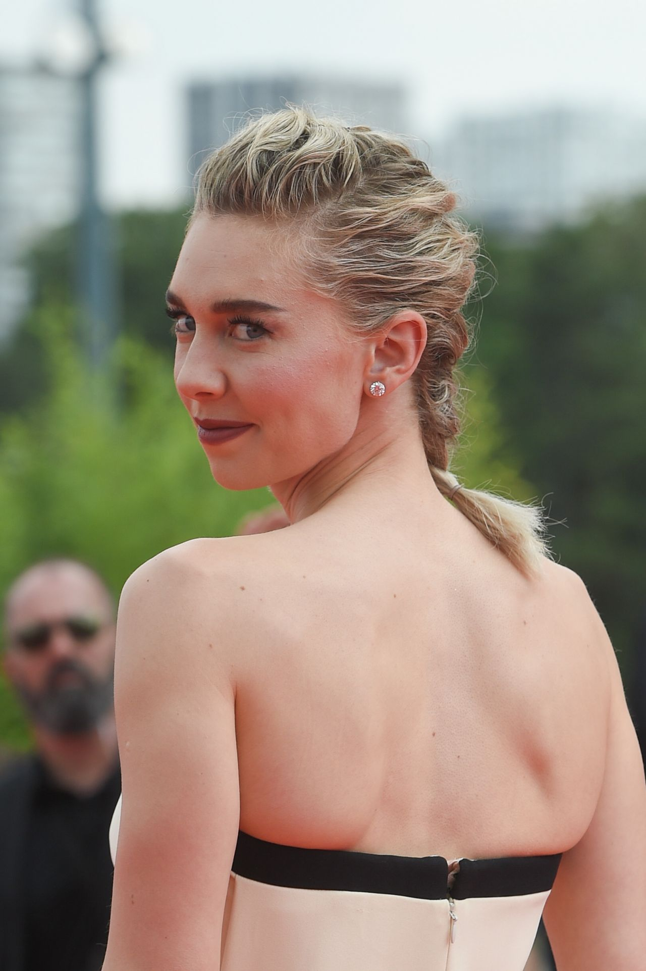Vanessa Kirby Mission Impossible Fallout Premiere In Paris