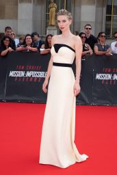 "Vanessa Kirby – ""Mission Impossible – Fallout"" Premiere in Paris"