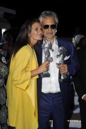 Veronica Berti - Ischia Global Festival Andrea Boccelli Humanitarian Awards Gala Dinner