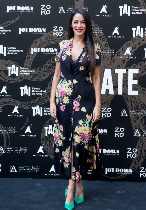 "Veronica Perona - ""Tocate"" Premiere in Madrid"