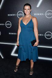 Victoria Arlen - Heroes at The ESPYS Pre-Party in LA