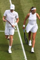 Victoria Azarenka – 2018 Wimbledon Tennis Championships in London, Day 10
