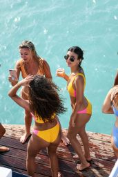 Victoria Justice - Revolve Summer Event in Bermuda 07/17/2018