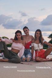 Victoria Justice - Social Media 07/17/2018