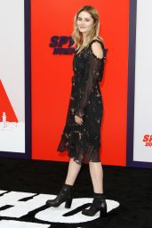 "Virginia Gardner – ""The Spy Who Dumped Me"" Premiere in LA"