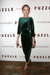 """Vlada Roslyakova – """"Puzzle"""" Screening in New York"""