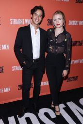 """Willa Fitzgerald – """"Straight White Men"""" Opening Night After Party in NYC"""