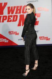"Willow Shields – ""The Spy Who Dumped Me"" Premiere in LA"