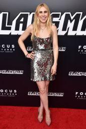"""Zosia Mamet – """"BlacKkKlansman"""" Premiere in New York"""