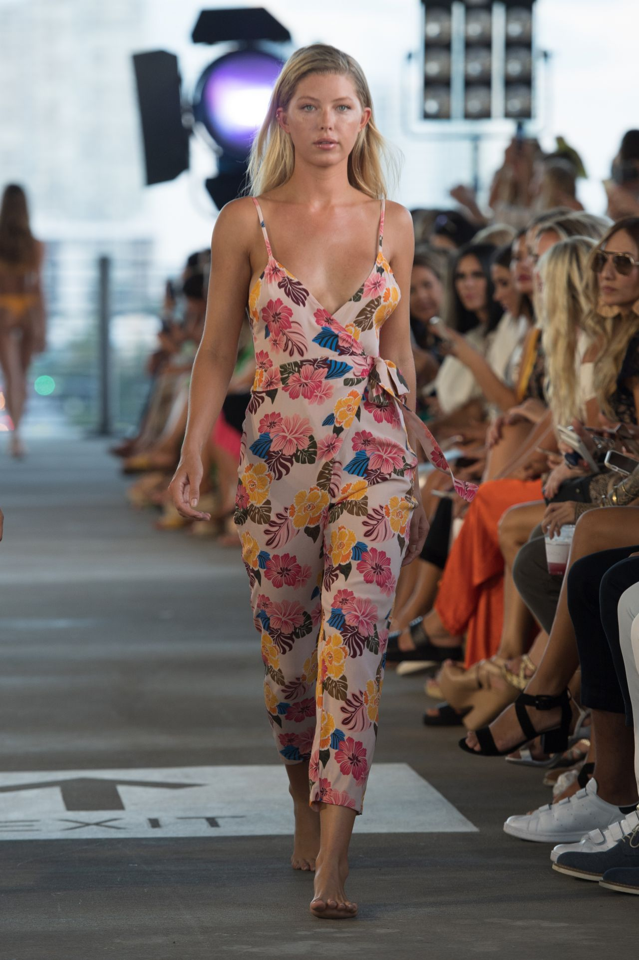 Acacia Show - Miami Swim Fashion Week Spring/Summer 2019 • CelebMafia