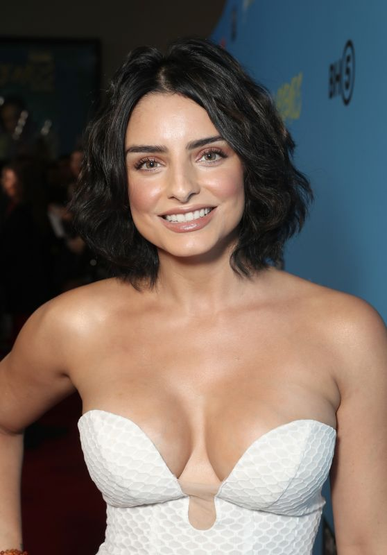 "Aislinn Derbez - ""Ya Veremos"" Premiere in Los Angeles"