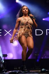 Alexandra Burke - Performing at Pride in Manchester 08/27/2018