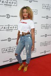 Alexandra Mardell – Comedy Central's FriendsFest in Manchester 08/07/2018