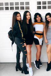 Alexis Jayde Burnett - Social Media, August 2018