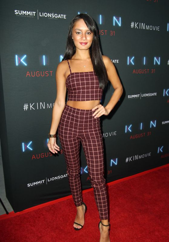 "Alexis Joy – ""Kin"" Screening in LA"