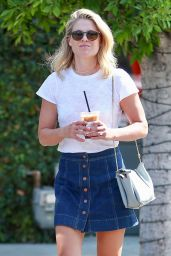 Ali Larter - Out in West Hollywood 08/02/2018