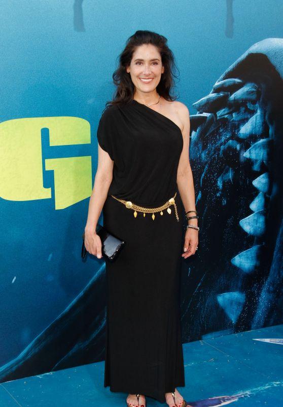 """Alicia Coppola – """"The Meg"""" Premiere in LA"""