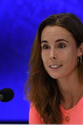 Alize Cornet - 2018 US Open Grand Slam Press Conference 08/29/2018
