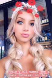 Allie DeBerry - Personal Pics 08/28/2018