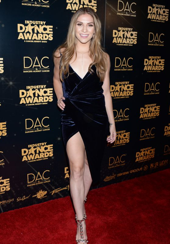Allison Holker - 2018 Industry Dance Awards in LA