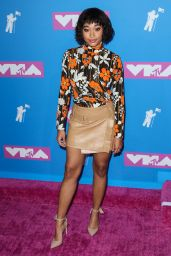Amandla Stenberg – 2018 MTV Video Music Awards