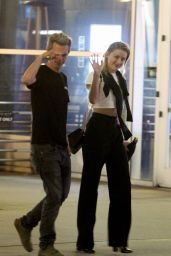 Amber Heard - Going to the Movies in Hollywood 08/30/2018