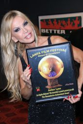 Amber Lynn - Los Angeles Nollywood Awards 08/07/2018