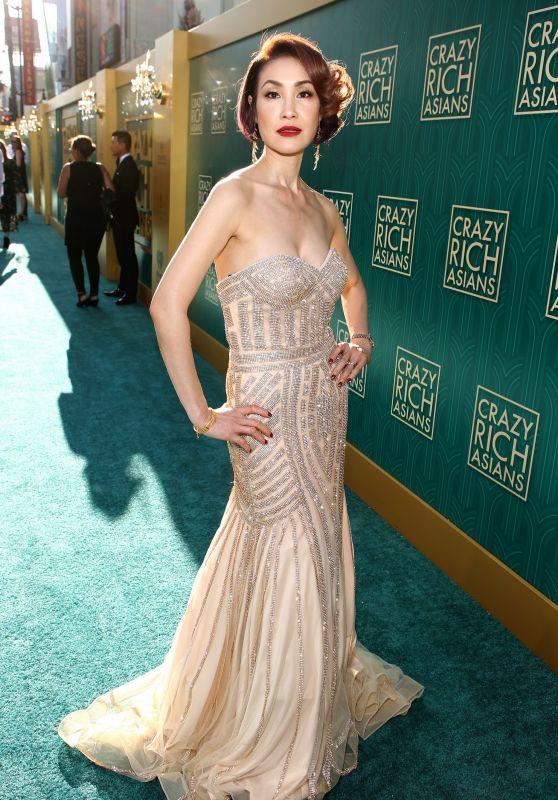 """Amy Cheng – """"Crazy Rich Asians"""" Premiere in LA"""