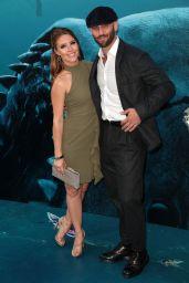 "Amy Pemberton – ""The Meg"" Premiere in LA"