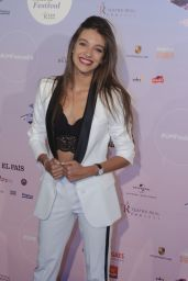 Ana Guerra – Universal Music Festival 2018 Concert in Madrid 07/31/2018