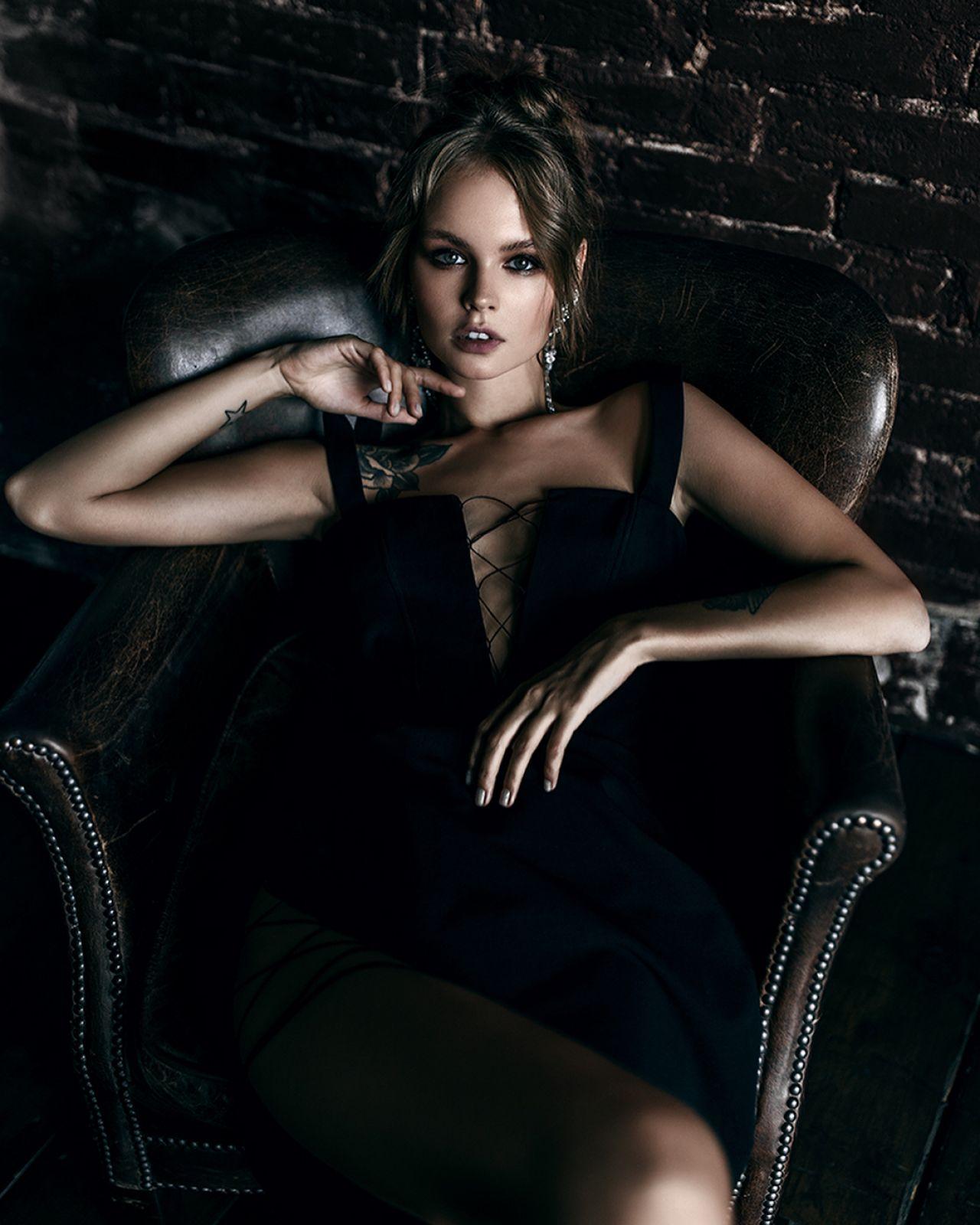 Anastasiya Scheglova Nude Photos 25