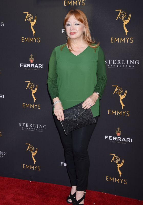 Andrea Evans – Television Academy Daytime Peer Group Emmy Celebration in LA 08/22/2018