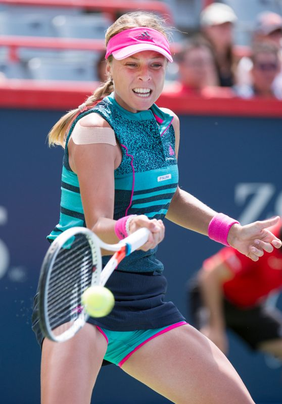 Anett Kontaveit – Rogers Cup in Montreal 08/07/2018