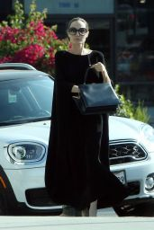 Angelina Jolie - Out in Los Angels 08/19/2018