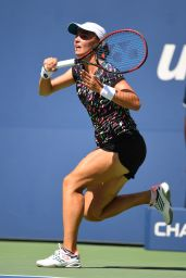 Angelina Kalinina – 2018 US Open Tennis Tournament 08/29/2018