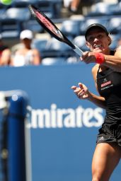 Angelique Kerber – 2018 US Open Tennis Tournament 08/30/2018