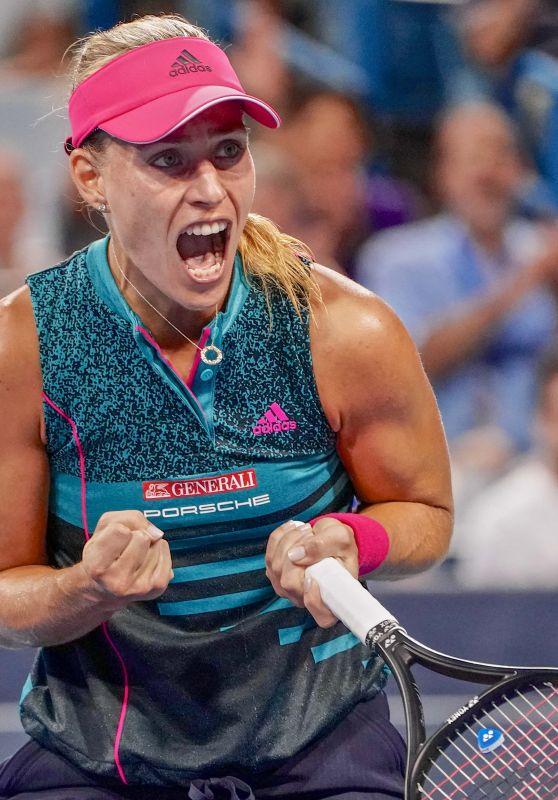 Angelique Kerber – 2018 Western & Southern Open in Cincinnati 08/15/2018