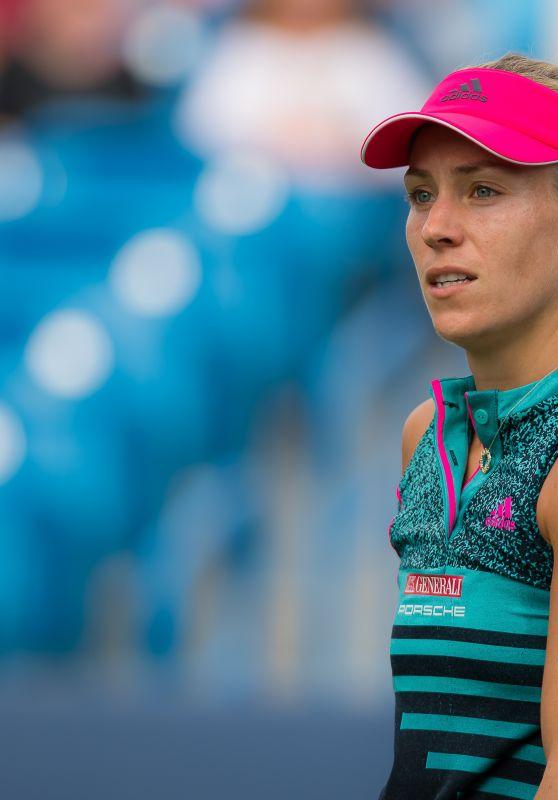 Angelique Kerber – 2018 Western & Southern Open in Cincinnati 08/16/2018