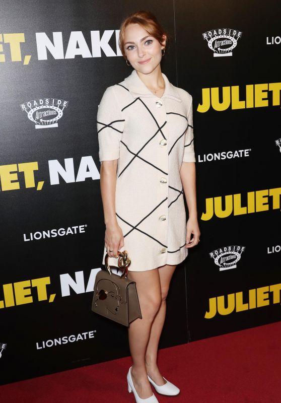 "AnnaSophia Robb - ""Juliet, Naked"" Premiere in New York"